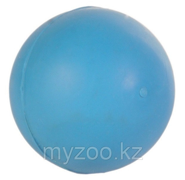 Игрушка для собак.  Мяч из натурального каучука, различные цвета. Мяч - ø  7cm/