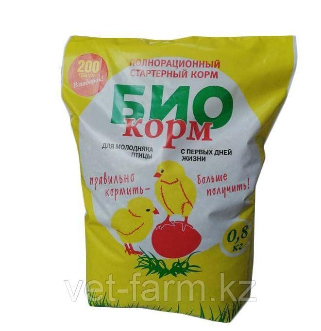 Биокорм Стартер для цыплят 0,8 кг
