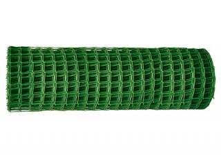 Заборная решетка в рулоне 1,5x25 м, ячейка 55х55 мм/ Россия