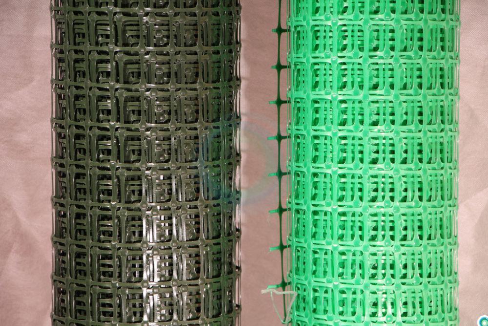Садовая решетка в рулоне 1x20 м, ячейка 50x50 мм/ Россия