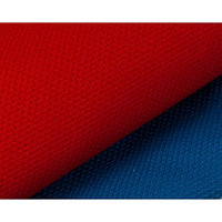 Гимнастический мат 2*3*0,1 м синий и красный хлопок