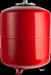 STH-0006-000050 Stout расширительный бак на отопление 50л (красный)