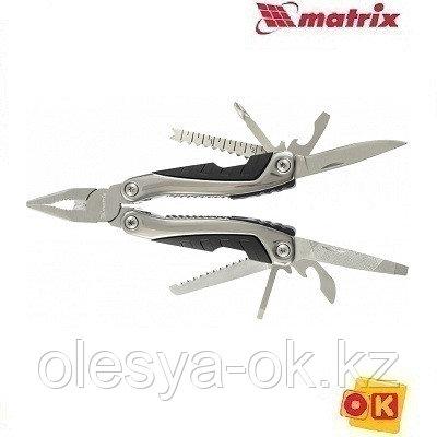 Трансформер, 15 функций, авторазжим, в чехле, 160 мм Matrix 17623