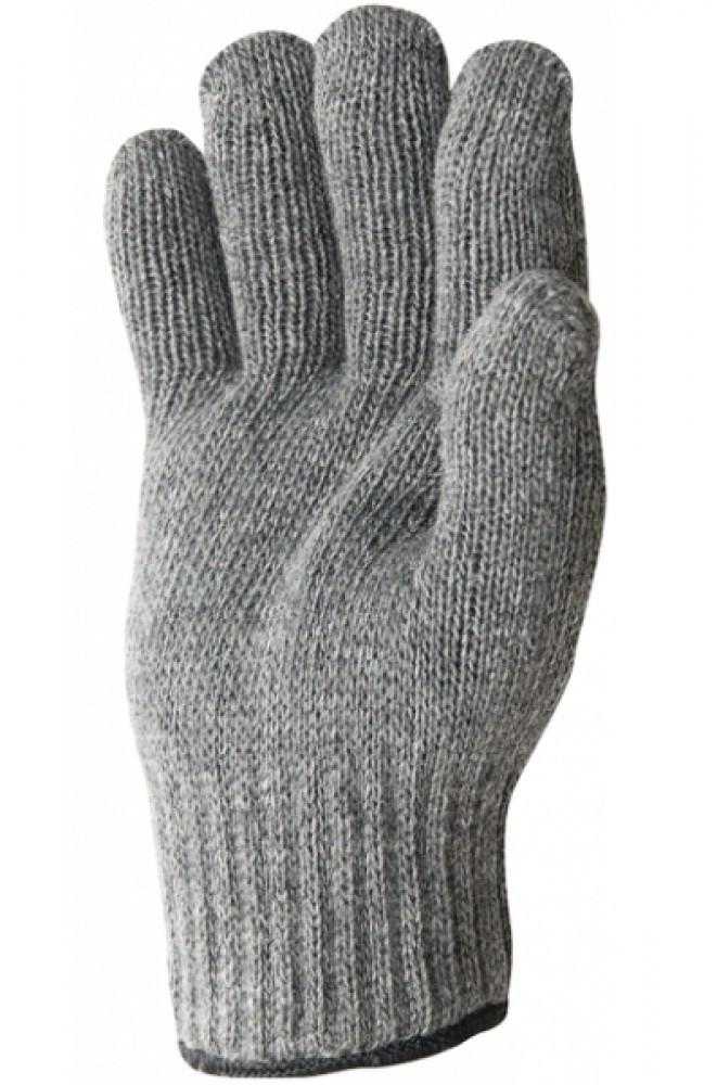 Перчатки х/б черные (темно-серые)