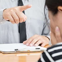 Взыскание материального вреда, причиненного виновными действиями работников