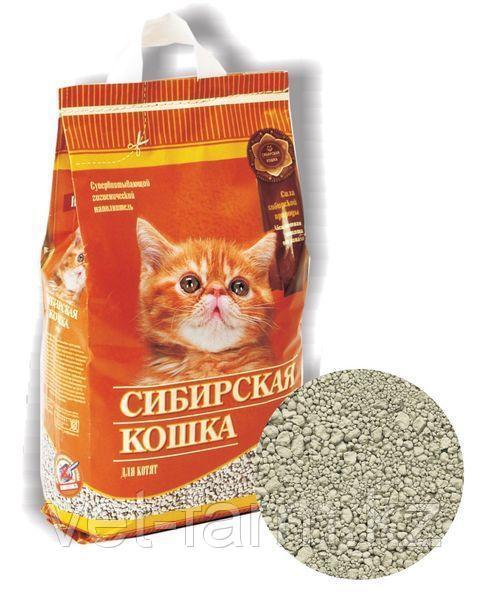 Наполнитель Сибирская кошка для котят 3 л