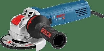 Угловая шлифмашина с X-LOCK Bosch GWX 9-125 S (06017B2000)