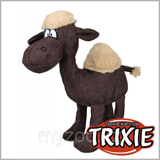 Игрушка для собак, верблюд, fabric/plush, 31 cm