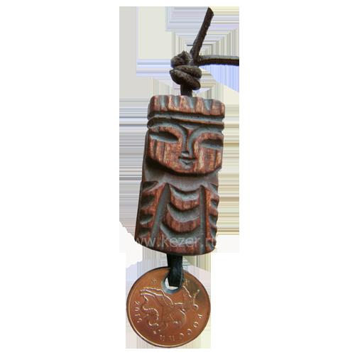 Талисман Достатка, Дярык кошельковый женский, 3-4 см