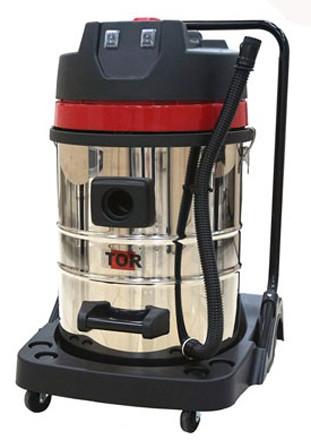 Пылесосы для сухой и влажной уборки TOR WL70-70L3B INOX