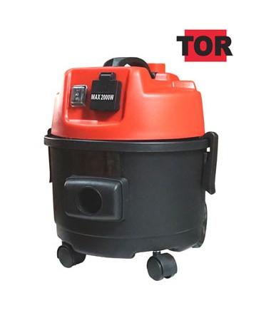 Пылесосы для сухой и влажной уборки с подключением электроинструмента WL092A-15LPS PLAST
