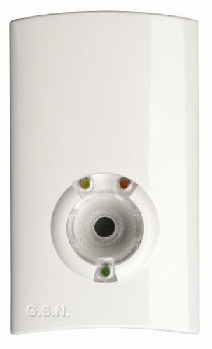 PATROL-501- Датчик разбития стекла акустический, 2-х канальный.