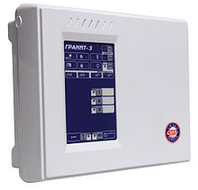 Гранит 3А GSM - Прибор приемно-контрольный и управления охранно-пожарный на 3 шлейфа с автодозвоном и GSM