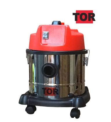 Пылесосы для сухой и влажной уборки с подключением электроинструмента WL092A-15L INOX