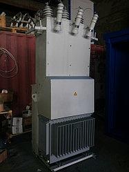 Комплектная трансформаторная подстанция КТПМ-63/10(6)/0,4