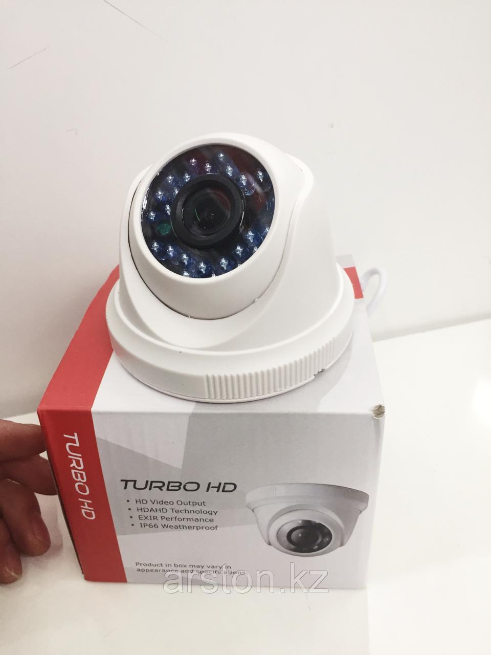 Камера купольная TURBO HD
