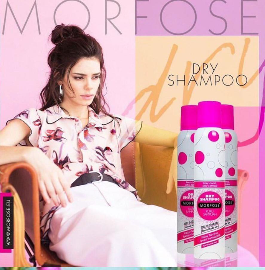 Morfose Dry shampoo Сухой шампунь для волос, 200мл