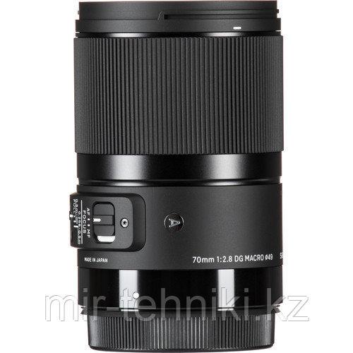 Объектив Sigma 70mm f/2.8 DG Macro Art for Sony E