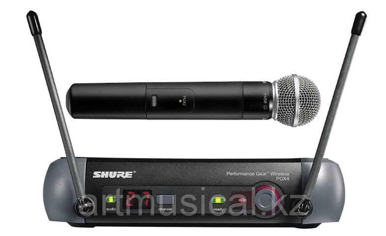 Микрофон SHURE PGX24/SM58