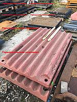 Плита дробящая подвижная ДРО-609, Плита дробящая подвижная 1060902014