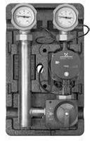 Насосно-смесительные модуль Kombimix UK_MK STM с насосами Wilo RS 15/6
