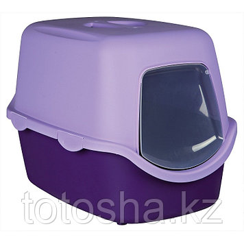 Туалет для кошек Vico с крышкой Trixie