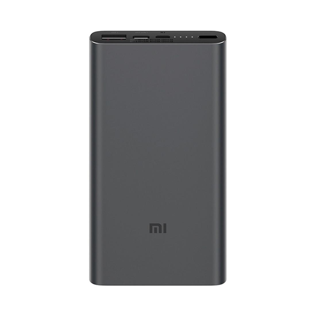 Xiaomi VXN4253CN Mi Power Bank Портативное зарядное устройство 10000mAh 3 (2019 Type-C) Чёрный