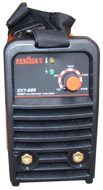 Аппарат сварочный инверторный Jasic ZX7-225 A