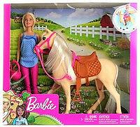 Барби и лошадь