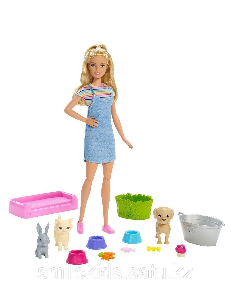 Барби и домашние питомцы