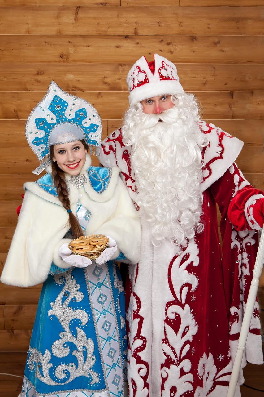 Вызов деда мороза в Алматы
