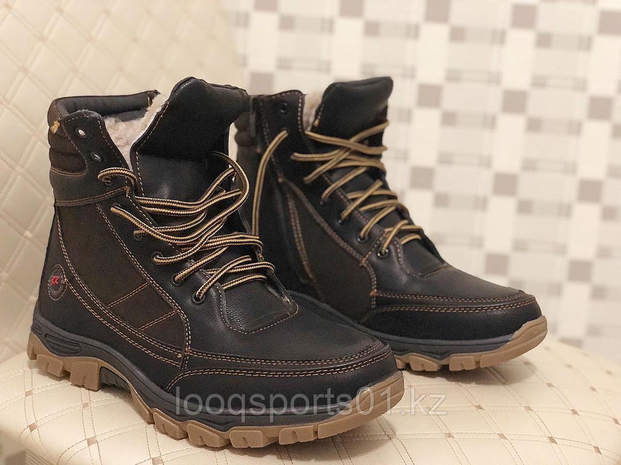 Ботинки зимние обувь - фото 1