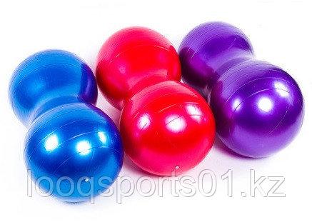 Мяч для фитнеса фитбол арахис (гимнастический мяч) с бесплатной достав