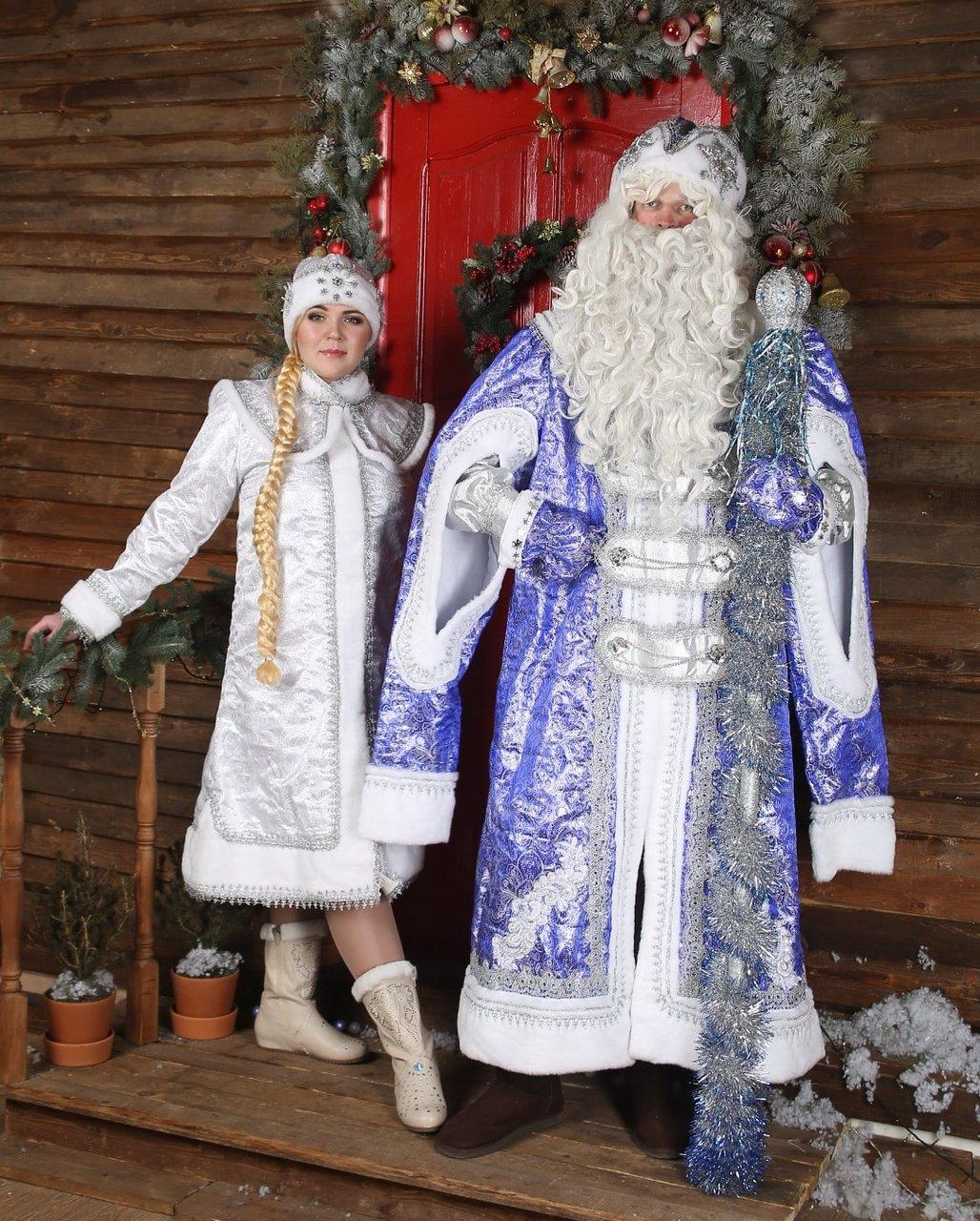 Выезд деда мороза в Алматы