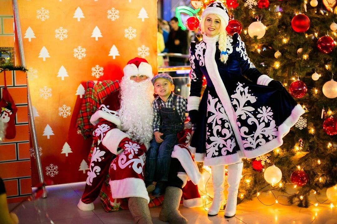 Услуги деда мороза в Алматы