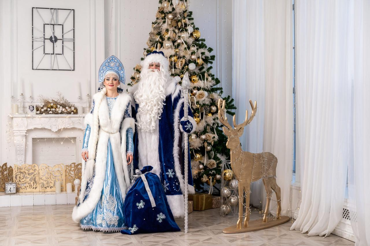 Услуги деда мороза и снегурочки в Алматы