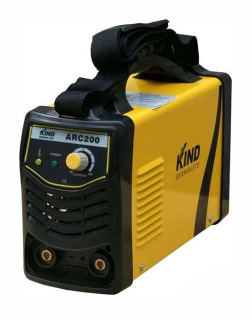 Аппарат сварочный инверторный KIND ARC 200Т