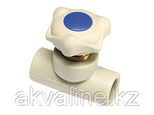 Проходной вентиль Wavin Ekoplastik PPR, d 20 SVE020XXXX