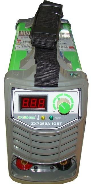 Аппарат сварочный инверторный Hylong ZX7-250A