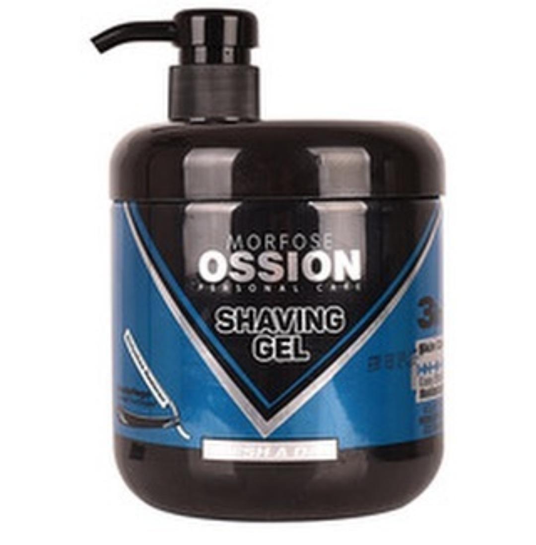 Гель для бритья Morfose Ossion Shaving Gel 900 мл