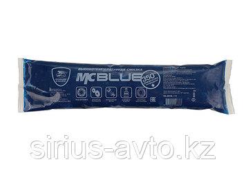 ВМП АВТО Высокотемпературная смазка МС 1510 Blue (Литиевый комплекс) для подшипников, 400 гр