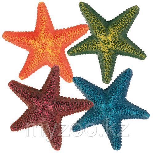 Декорация для аквариума. Морские звезды.  ø 9 cm,