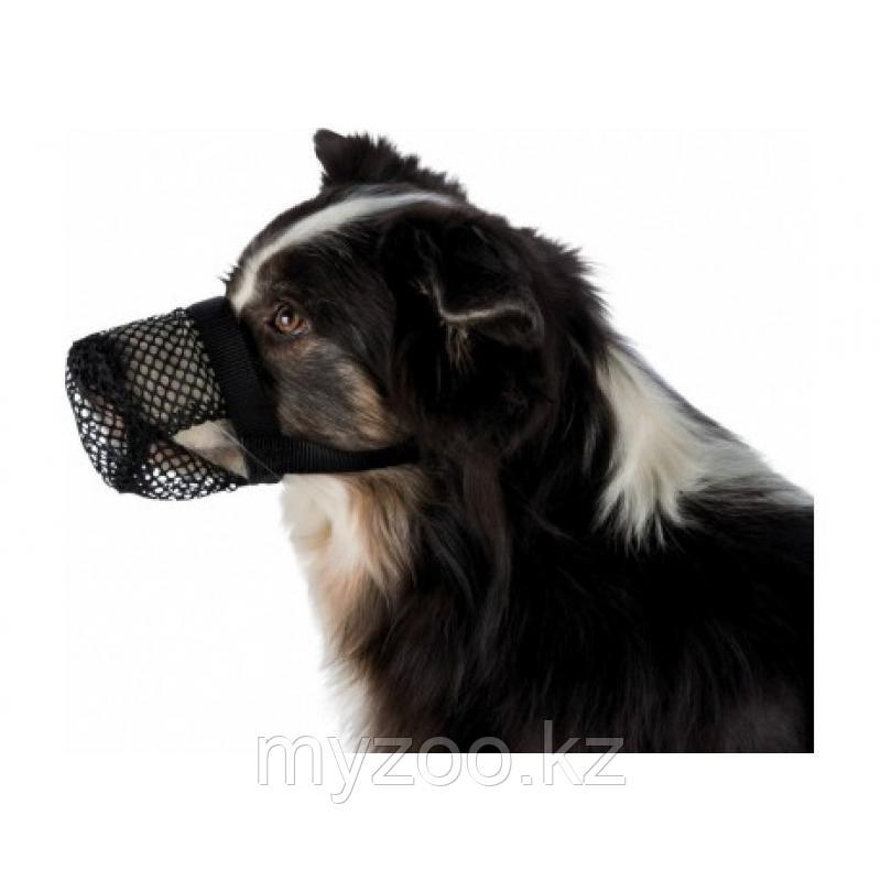 Намордник сетчатый для собак TRIXIE,Размер: L.