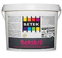Фасадная краска Betakril