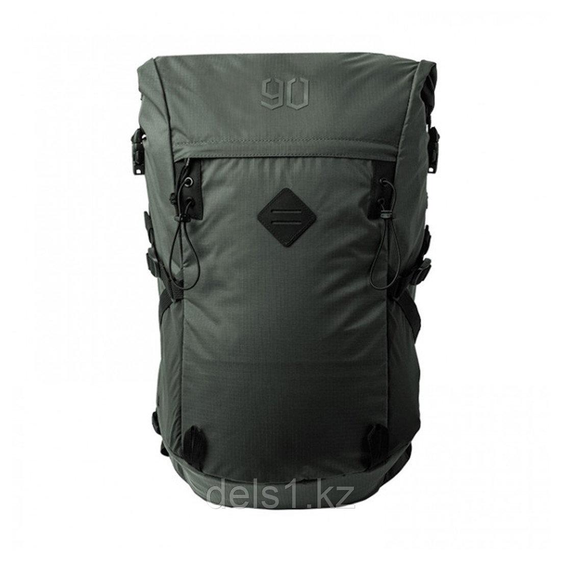 Рюкзак Xiaomi 90 Points HIKE outdoor Backpack Зеленый
