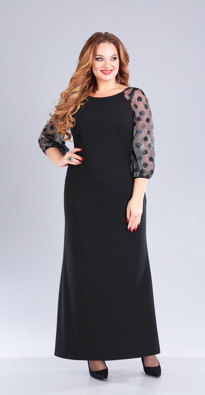 Платье Foxy Fox-164, черный, 52
