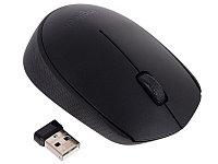 Мышь беспроводная Mouse Logitech B170, (910-004798)