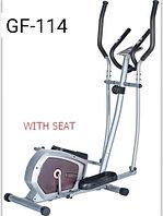 Эллиптический магнитный велотренажер GF Power 114