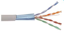 ITK Кабель связи витая пара F/UTP LC1-C5E04-311