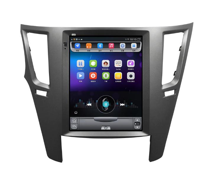 Subaru Outback /Legacy 2009-2013 tesla style 2+32 Gb